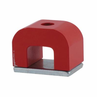 GENERAL® 370-1 Horseshoe Magnet, 1-1/8 in W