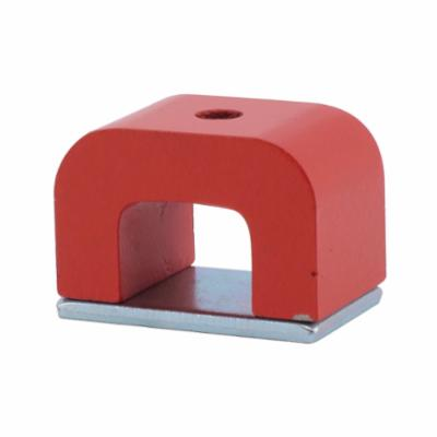 GENERAL® 370-2 Horseshoe Magnet, 1-1/8 in W