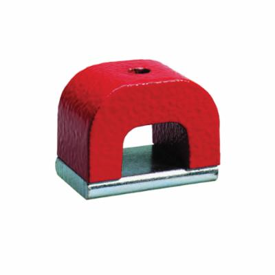 GENERAL® 370-2 Horseshoe Magnet, 1-1/8 in W