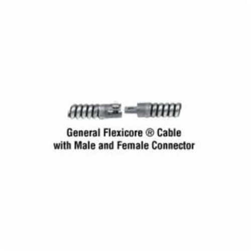 General Wire Spring 3-25HE2 Flexi Core Drain Cleaner Cable American Standard