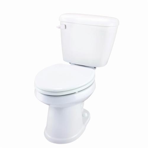 Gerber® Maxwell® 28-170 Toilet Tank, 1.6 gpf, 2 in Left Hand Lever Flush, White