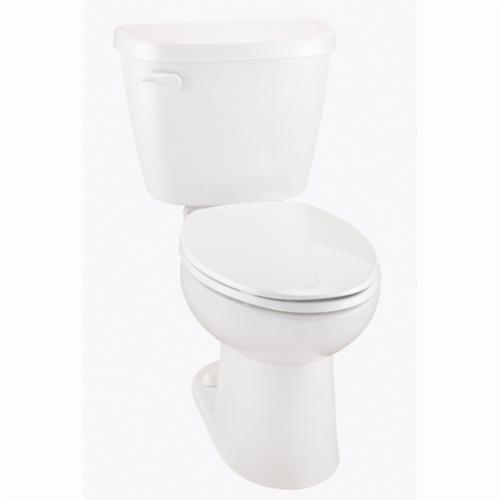 Gerber® Maxwell® MX-28-990 Toilet Tank, 1.6 gpf, 3 in Right Hand Lever Flush, White