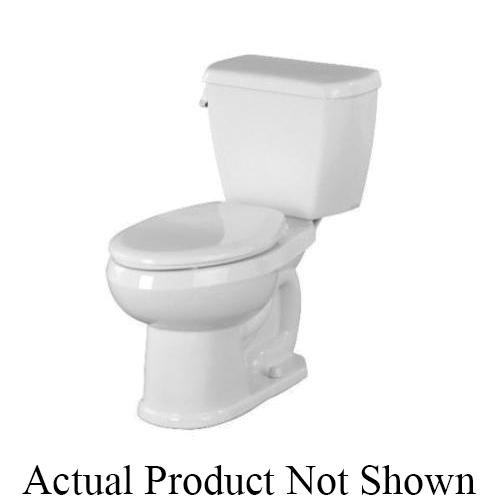 Gerber® Viper® WS-28-590 Toilet Tank, 1.28 gpf, 3 in Right Hand Lever Flush, White