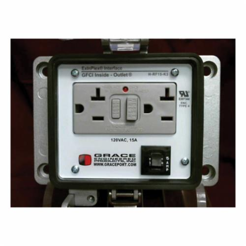 GracePorts® H-RF15-K3