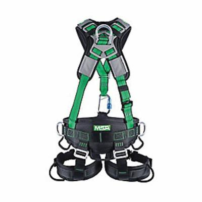 Gravity® 10150418 SureLine™ Horizontal Temporary Lifeline, 60 ft LG, 900 lbs, Steel Line