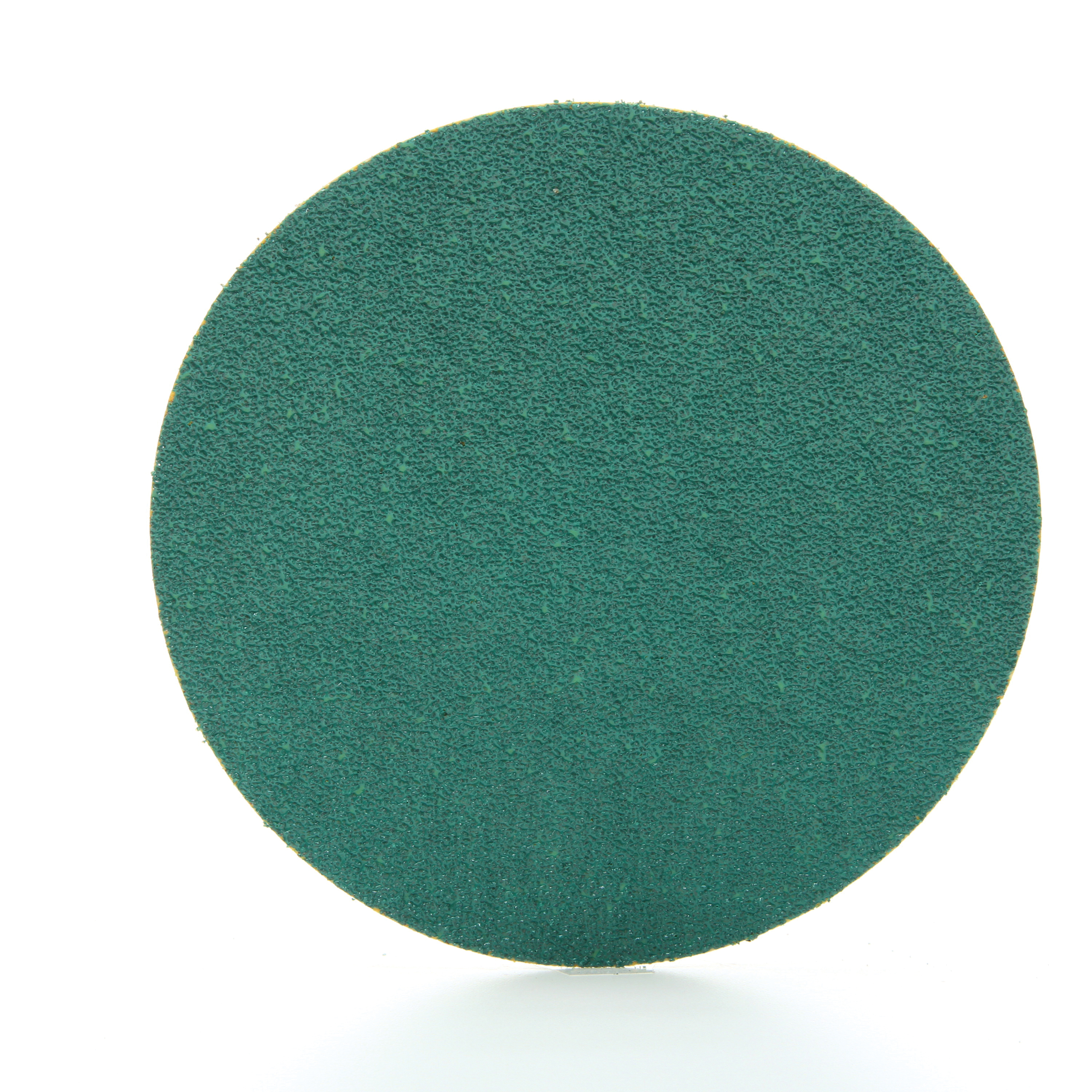 Green Corps™ 051131-01546 251U Open Coated PSA Coated Abrasive Disc Roll, 5 in Dia Disc, 36 Grit, Coarse Grade, Aluminum Oxide Abrasive, Paper Backing