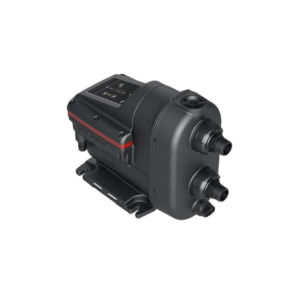 Grundfos 98562818 SCALA Pressure Booster Pump, 13.2 gpm Flow Rate, 1 in NPT Inlet x 1 in NPT Outlet, 115 VAC, 1 ph