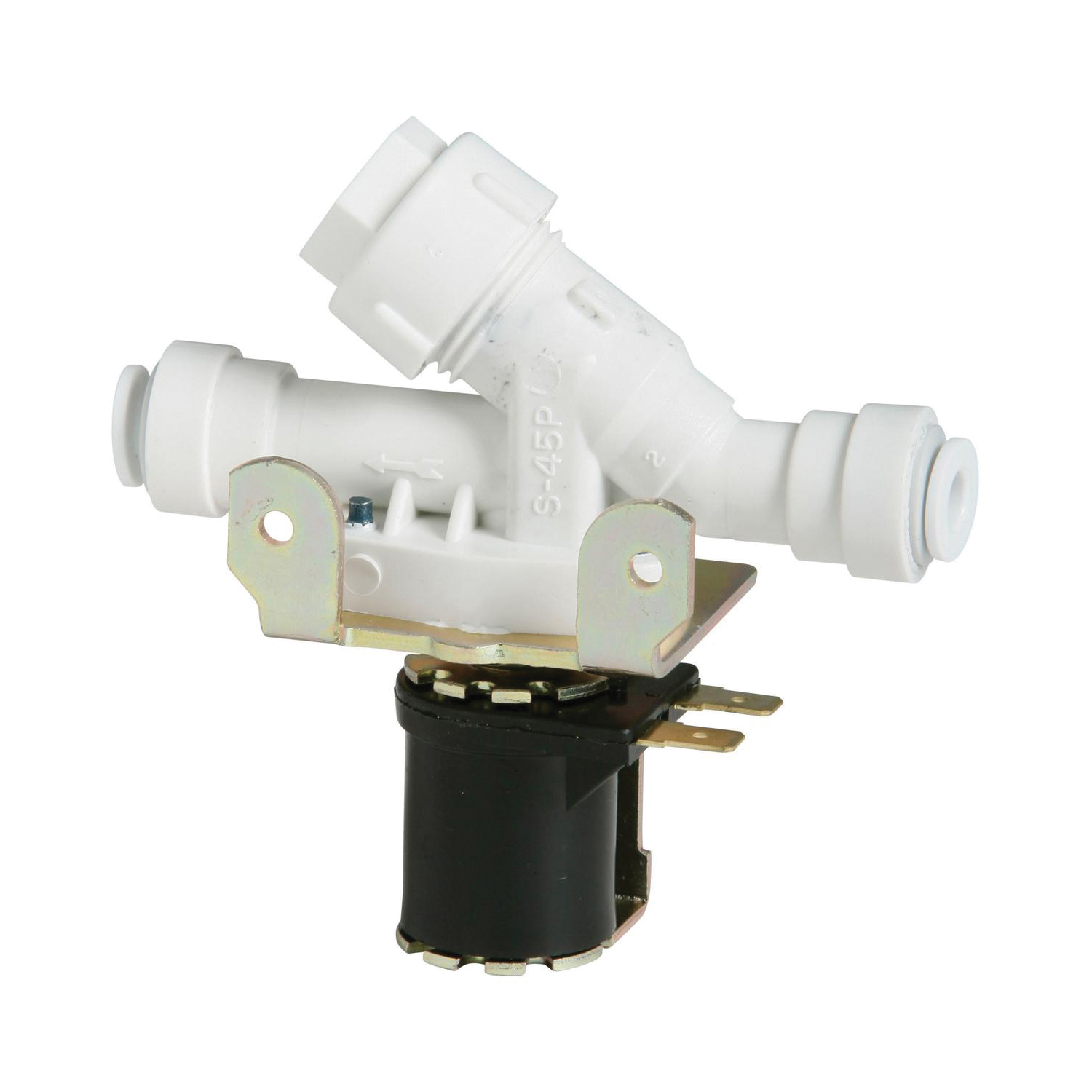 Halsey Taylor® 35981C Solenoid Valve, For Use With Various Elkay and Halsey Taylor Water Coolers, 1/4 in, 115 V, Import