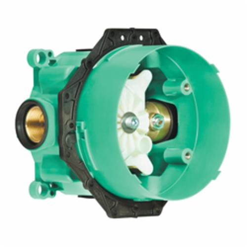 Hansgrohe 01850181 Rough-In Valve With Service Stop, 145 psi Pressure, Domestic