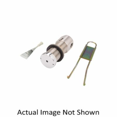 Haws® 5874PB Fountain Valve, 1/4 in NPT Inlet and Outlet Connection, Stainless Steel