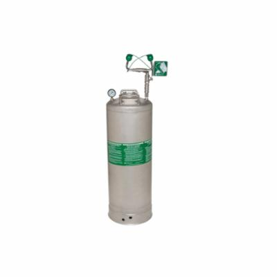 Haws® 7501 Portable Gravity Fed Eyewash, 9 gal Capacity, Wall Mount, Pull Down Operation, ANSI Z358.1, CSA Certified, FDA Approved