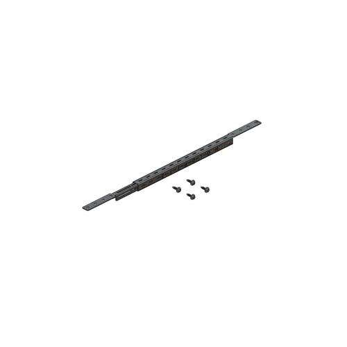 Holdrite® Stout Bracket® SB1S Telescoping Bracket, Cold Rolled Steel, Galvanized, Domestic