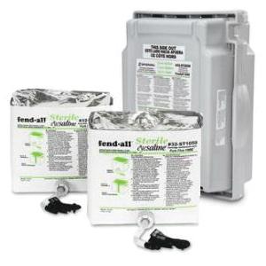Honeywell 32-001000-0000 Pure Flow 1000® Eyewash Station, Cart/Wall Mount, Pull Tray Operation, ANSI Z358.1-2009, SEI Certified