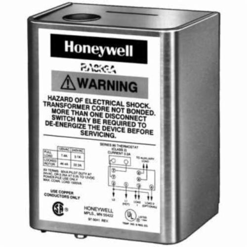Honeywell RA832A1066/U Switching Relay, 120 VAC, DPST, 24 VAC Coil, Import