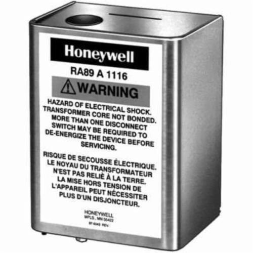 Honeywell RA89A1074/U Switching Relay, 120 VAC, SPST, 24 VAC Coil