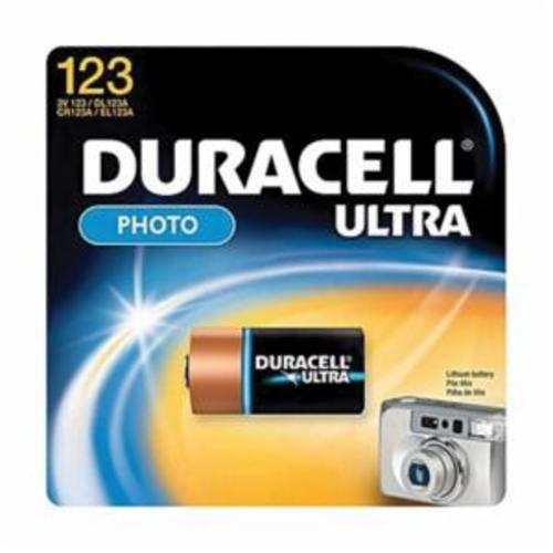 Duracell® DL123ABPK
