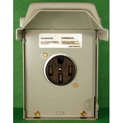 Meter Socket  U0026 Power Outlet