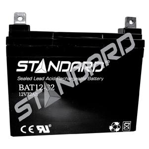 Standard® BATTERY/12V/32Ah(BAT12-32) 57341