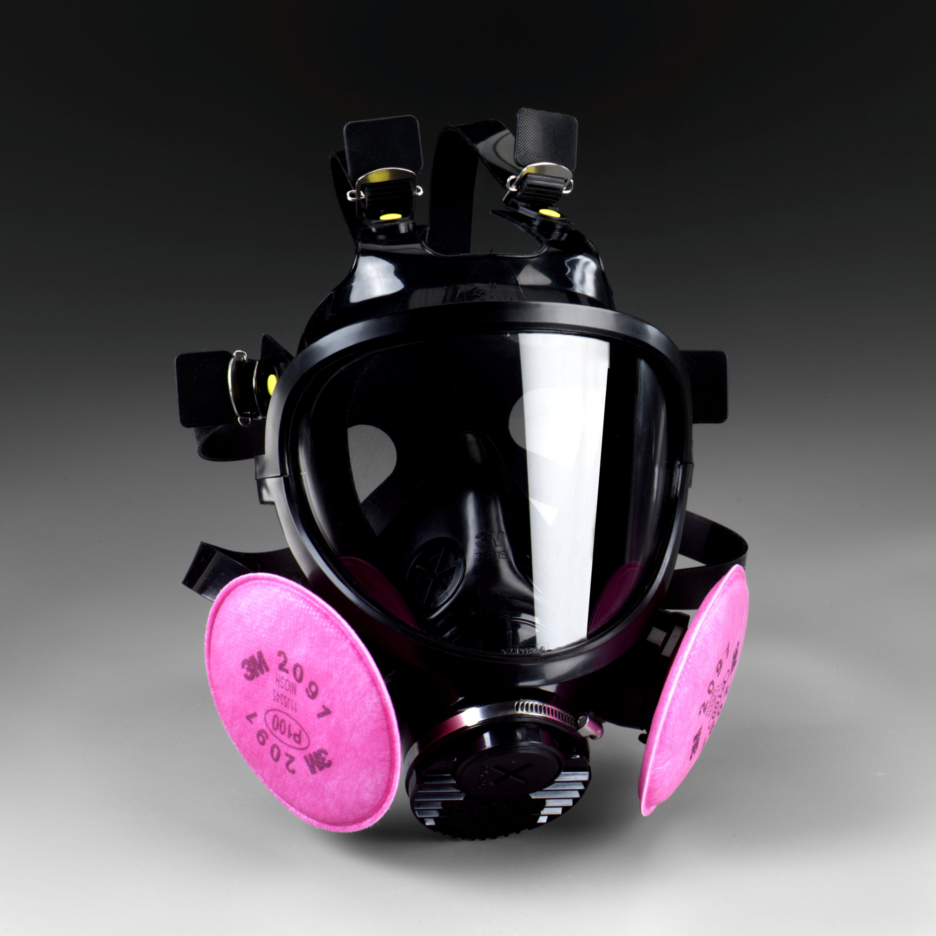 3M™ Full Facepiece Reusable Respirator 7800S-S, Small, Silicone 1EA/Case -- DUE TO HIGH DEMAND, we may be unable to fulfill any orders for this product regardless of stock status indicated.
