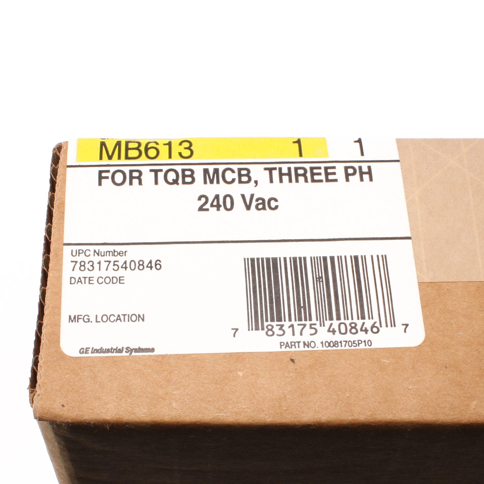 GE MB613