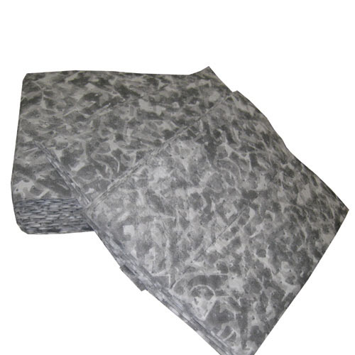 SPC® BASIC® BHT150 Absorbent Roll, 150 ft L x 30 in W x 1 ply THK, 22 gal/bale Absorption, Meltblown Polypropylene