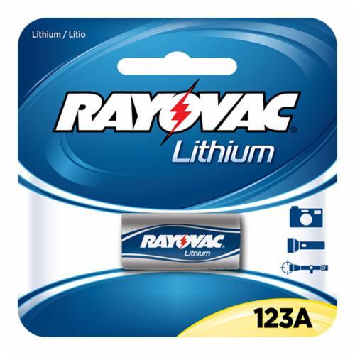 Rayovac® RL123A-1