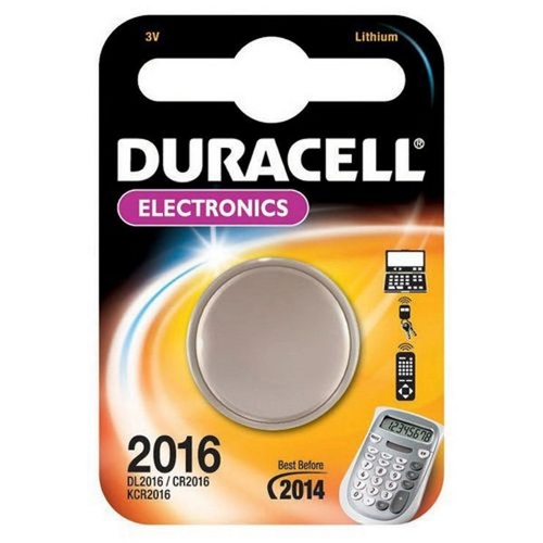 Duracell® DL2016BPK