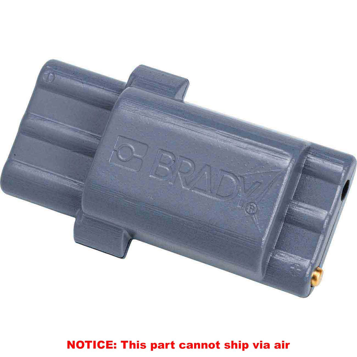 Brady® BMP21-MAGNET BMP®21 Magnet Only Accessory, For Use With BMP®21, BMP®21-PLUS and BMP21-LAB Printer