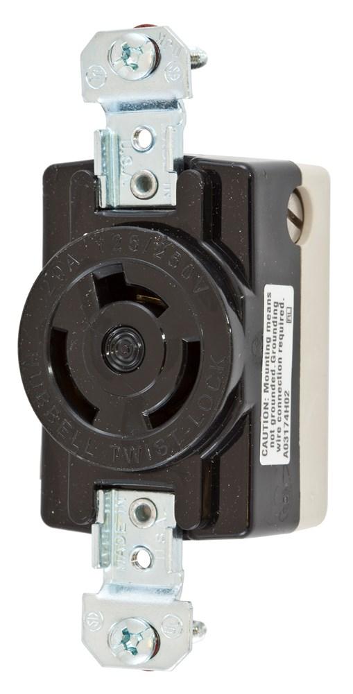 Wiring Device-Kellems HBL7310B