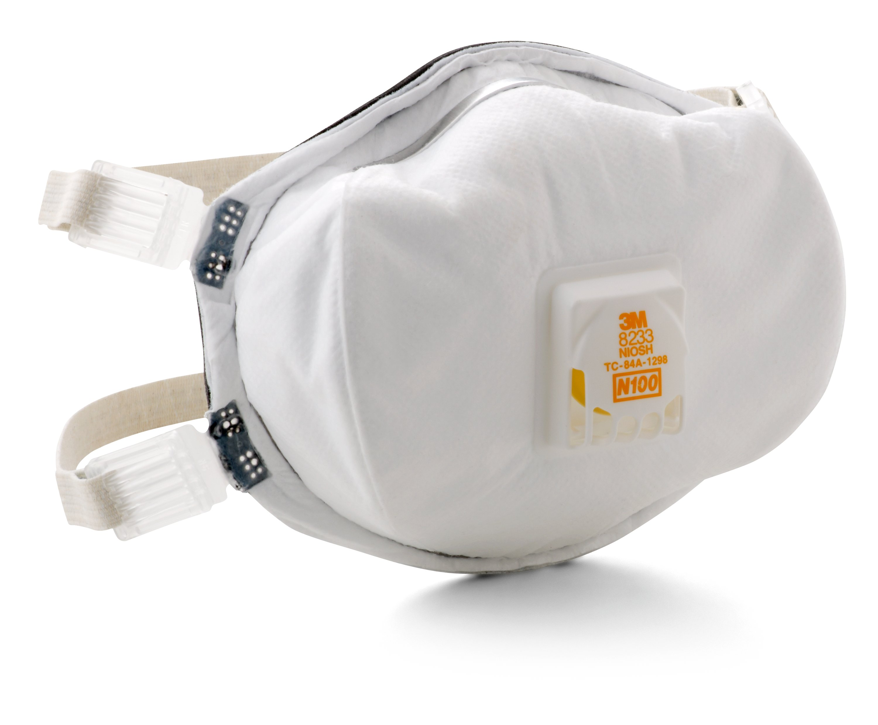 3M™ 8212 Standard Particulate Respirator With Faceseal, Resists: Non-Oil Based Particles