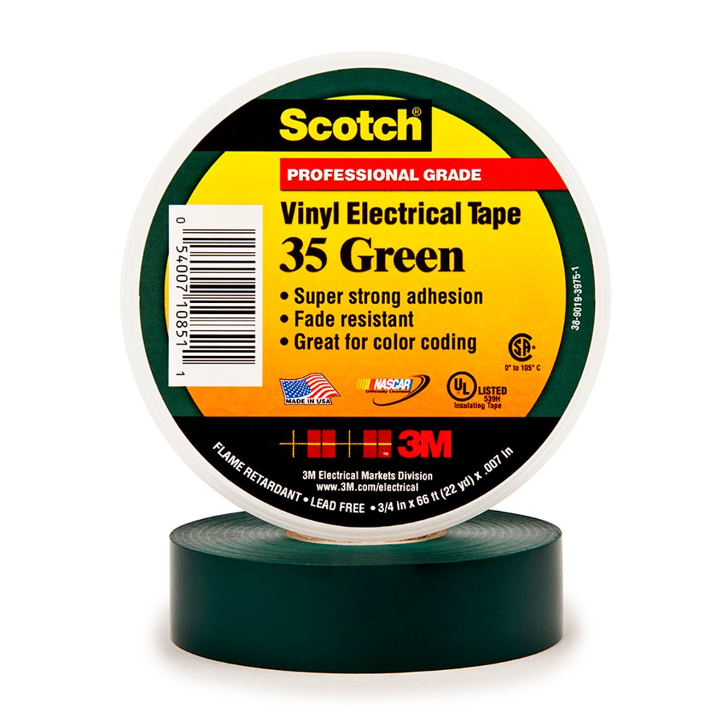 Scotch® 35-1/2X20FT-GN
