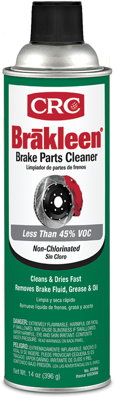 CRC® 05081 Clean-R-Carb™ Extremely Flammable Organic Solvents/Alcohol Carburetor Cleaner, 20 oz Aerosol Can, Liquid, Clear, Solvent