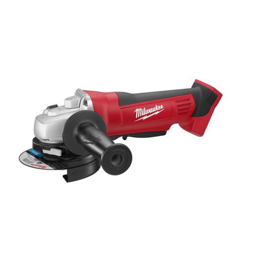 Milwaukee® M12 FUEL™ 2486-20 Cordless Die Grinder, 12 V, Lithium-Ion Battery, Black/Red