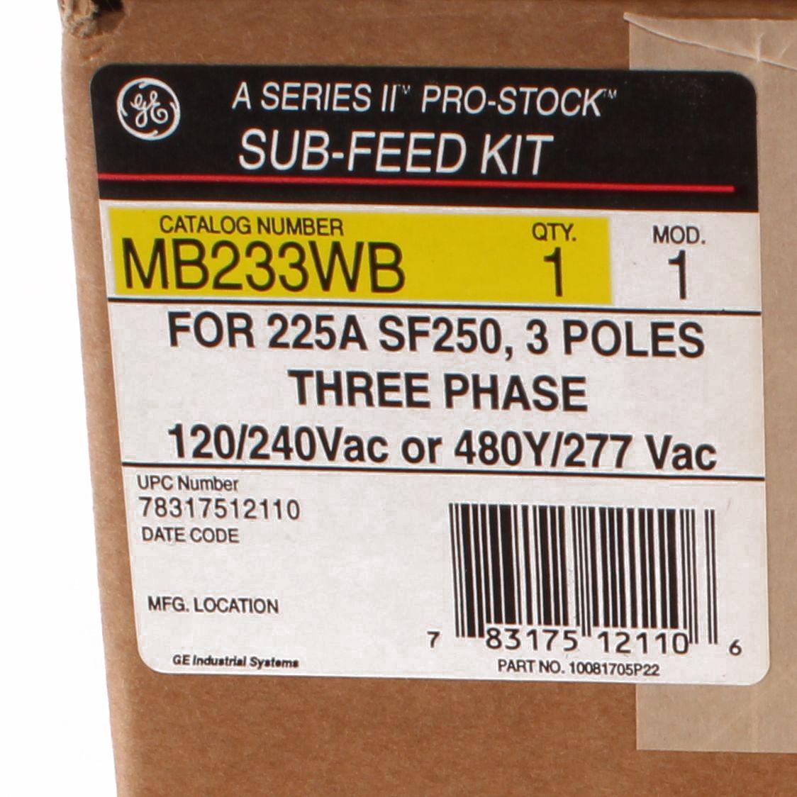 GE MB233WB