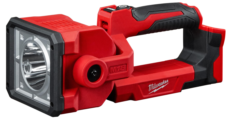 Milwaukee® M12™ TRUEVIEW™ 2353-20 Cordless Spotlight, LED Lamp, 12 VDC, REDLITHIUM™ XC 4.0 Battery