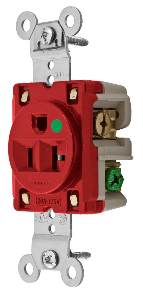 Wiring Device-Kellems HBL8310R