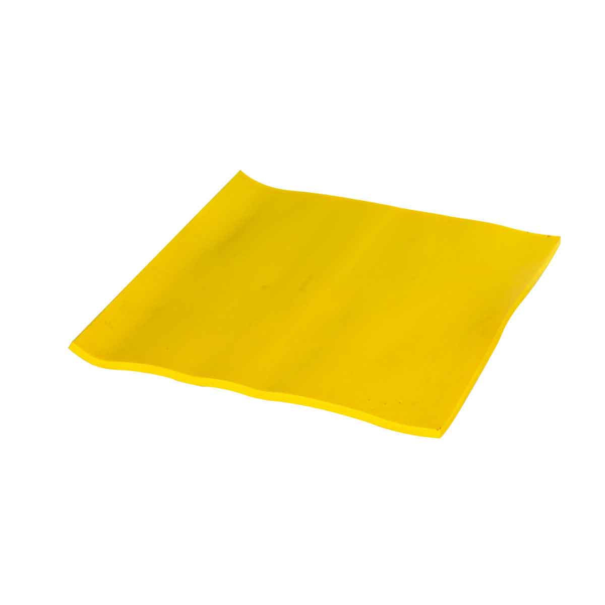 PIG® Rapid Response DrainBlocker® PLR603 Square Drain Cover, Polypropylene/Polyurethane, Hi-Viz Green
