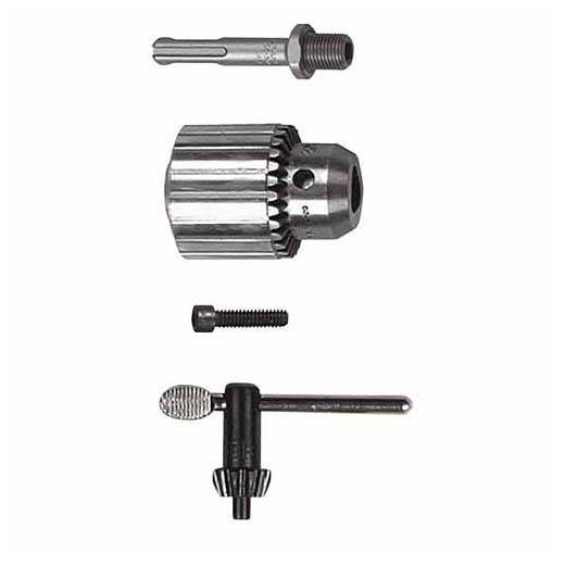 Milwaukee® 48-66-1355 Keyed Drill Chuck, 1/2 in Capacity, 1/2-20 Threaded Mounting