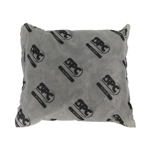 SPC® ALLWIK® AW124 All Purpose Flexi-Sock Absorbent Sock, 3 in Dia x 12 ft L, 12 gal Absorption, Fluids Absorbed: Universal, Polypropylene, Gray