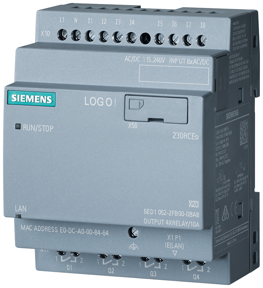 Siemens6ED10522FB080BA0