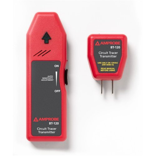 IDEAL® 61-534 Circuit Breaker Finder, 9 VDC Battery, Digital Display