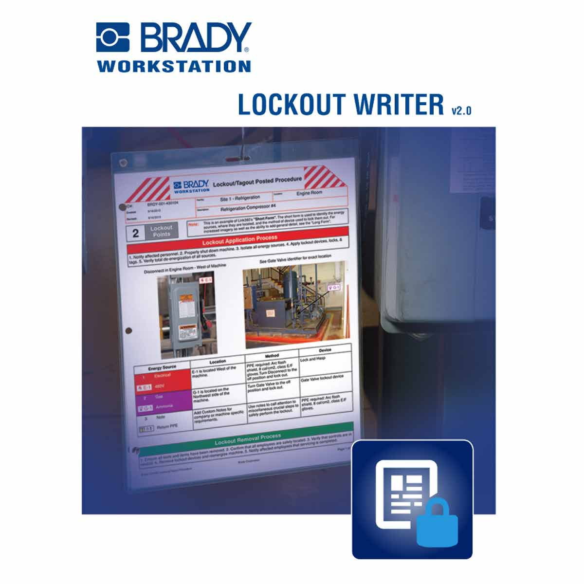 Brady® MarkWare™ 20700 Software Kit, Software Title: MarkWare™ Software Kit, Operating System Compatibility: BBP®31, BBP®33, BBP®85, BMP®71, GlobalMark®, HandiMark®, MiniMark™, PowerMark® Label Printers, CD-ROM Drive