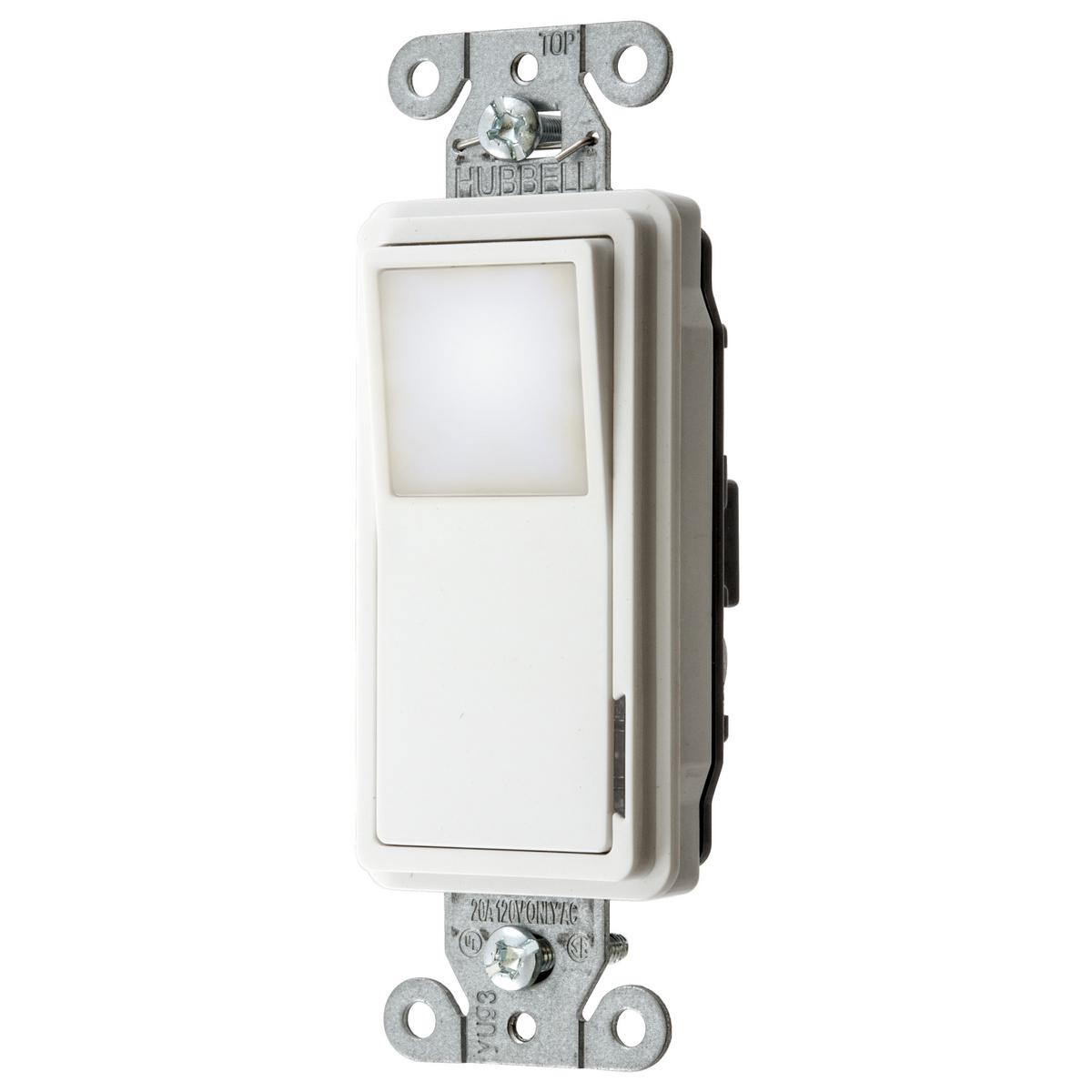 Wiring Device-KellemsDS120NLWH