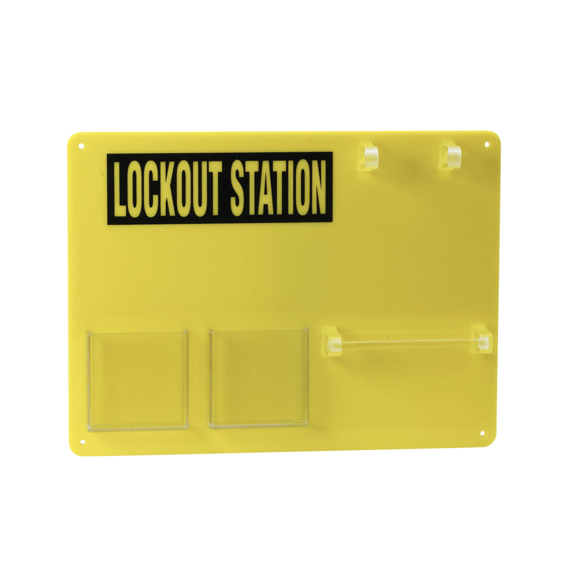 Master Lock® 503RED Latch Tight™ Safety Lockout Kit