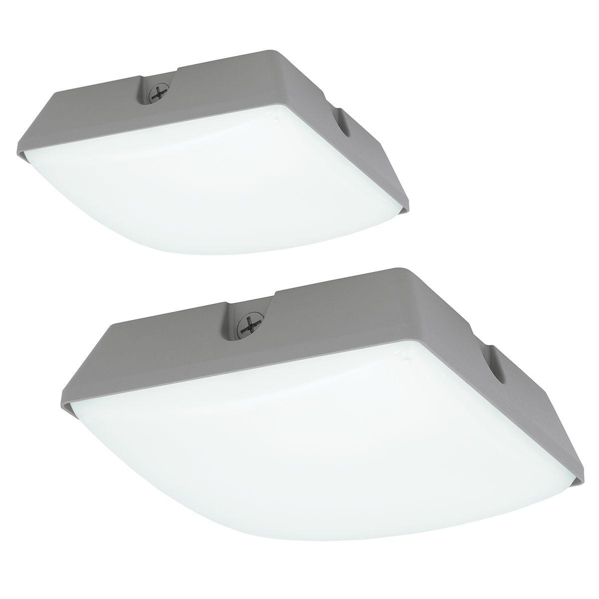 Hubbell® Outdoor Lighting LSQ1-40-4K-PCU