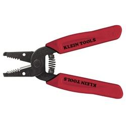 Klein® 11045-INS Wire Stripper, 18 to 10 AWG Solid Cable, 7 in OAL, Steel Body