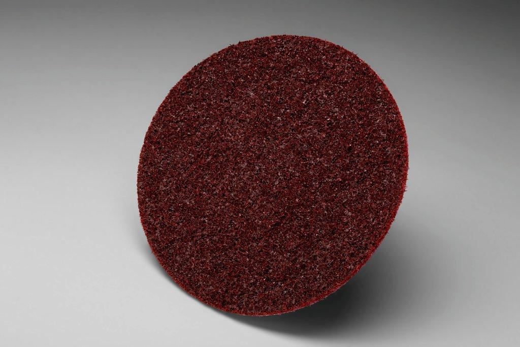 3M™ Scotch-Brite™ 00643 Surface Conditioning Disc, 5 in Dia Disc, 180/220 Grit, Medium Grade, Aluminum Oxide Abrasive, Paper Backing