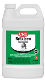 CRC® 05084 Brakleen® Extremely Flammable Non-Chlorinated Brake Parts Cleaner, 20 oz Aerosol Can, Liquid, Clear, Solvent
