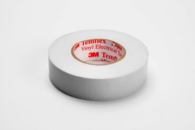 Temflex™ 054007-50654 1700C Electrical Tape, 66 ft L x 3/4 in W x 7 mil THK, Rubber Adhesive, PVC Backing