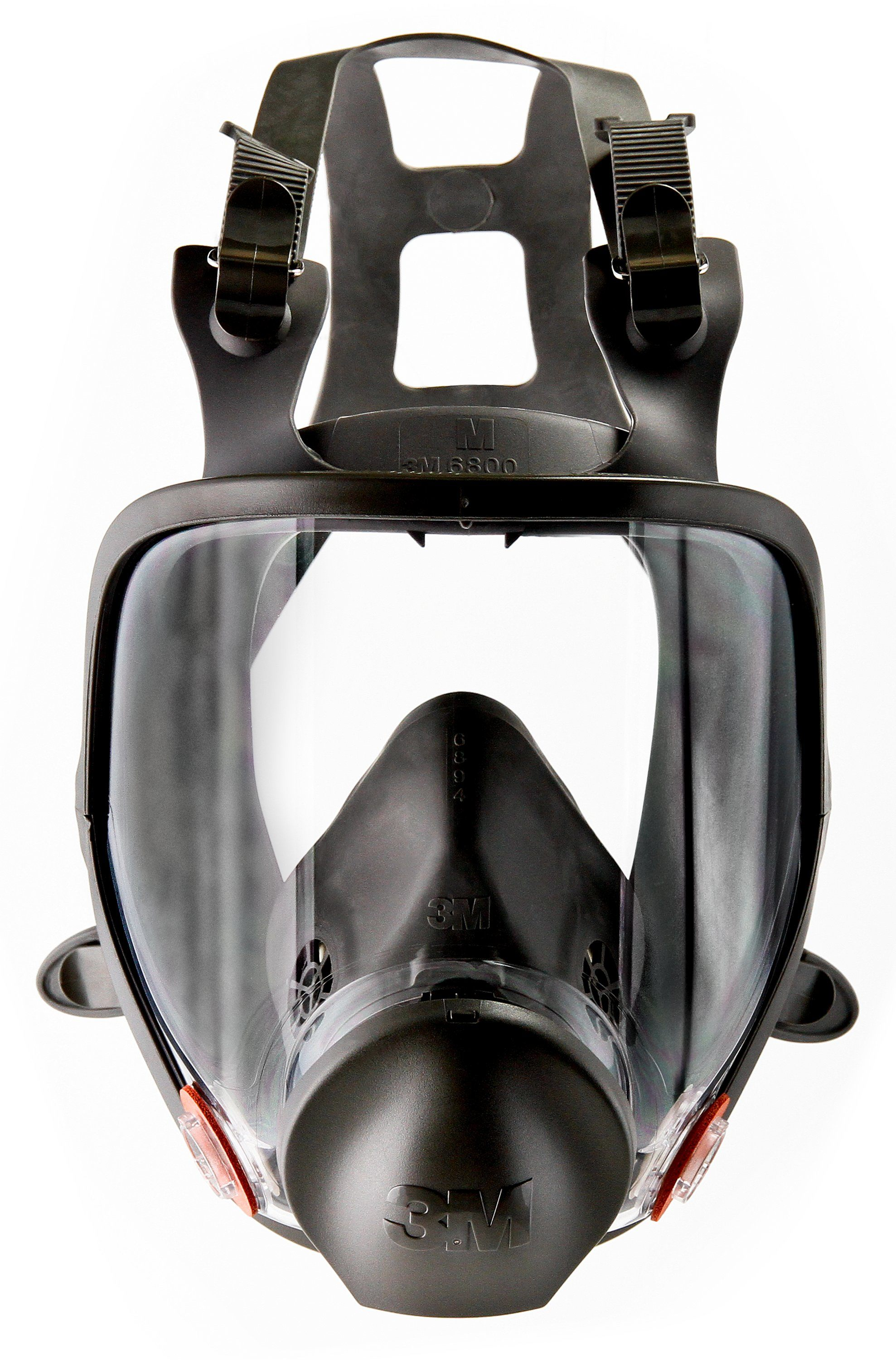 3M™ 054007-91717 6000 Half Facepiece Reusable Respirator, M, Bayonet Connection -- DUE TO HIGH DEMAND, we may be unable to fulfill any orders for this product regardless of stock status indicated.